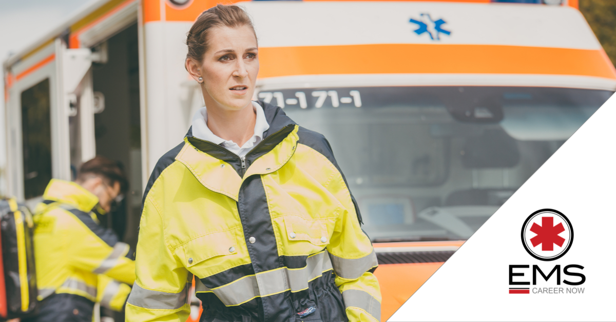 EMS, Paramedic, Firefighter Career Information: How To Get Started