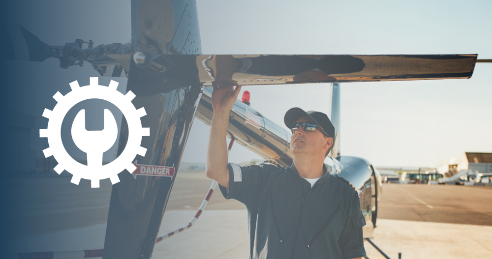 Become A Helicopter Mechanic
