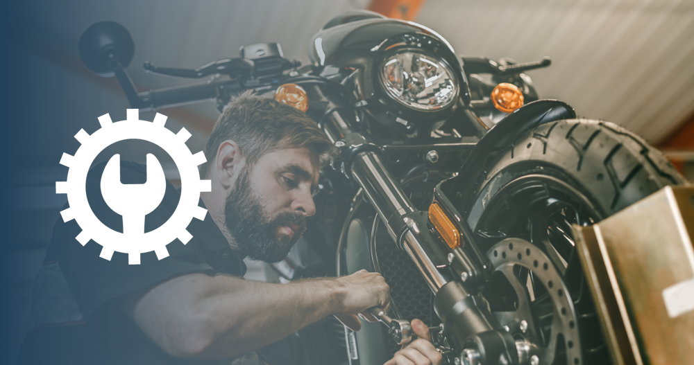 Take To The Road As A Motorcycle Mechanic