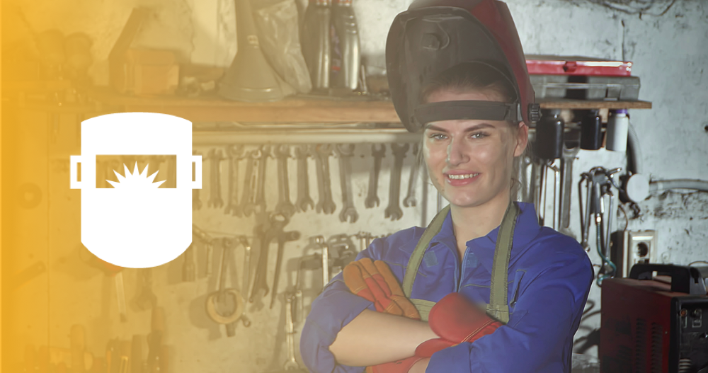 Women In Welding—All Welding Careers Are Woman Welding Careers