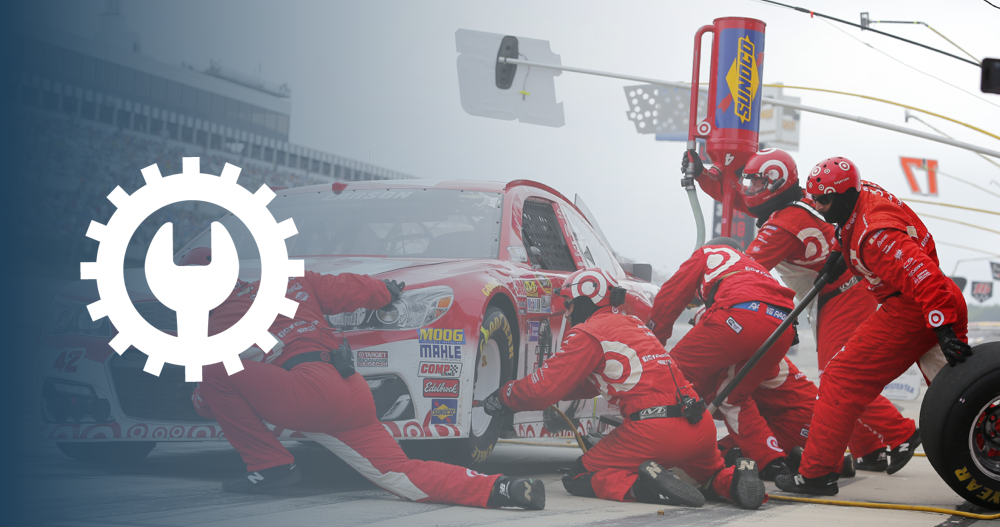 ​In The Fast Lane—The Nuts And Bolts Of A NASCAR Mechanic