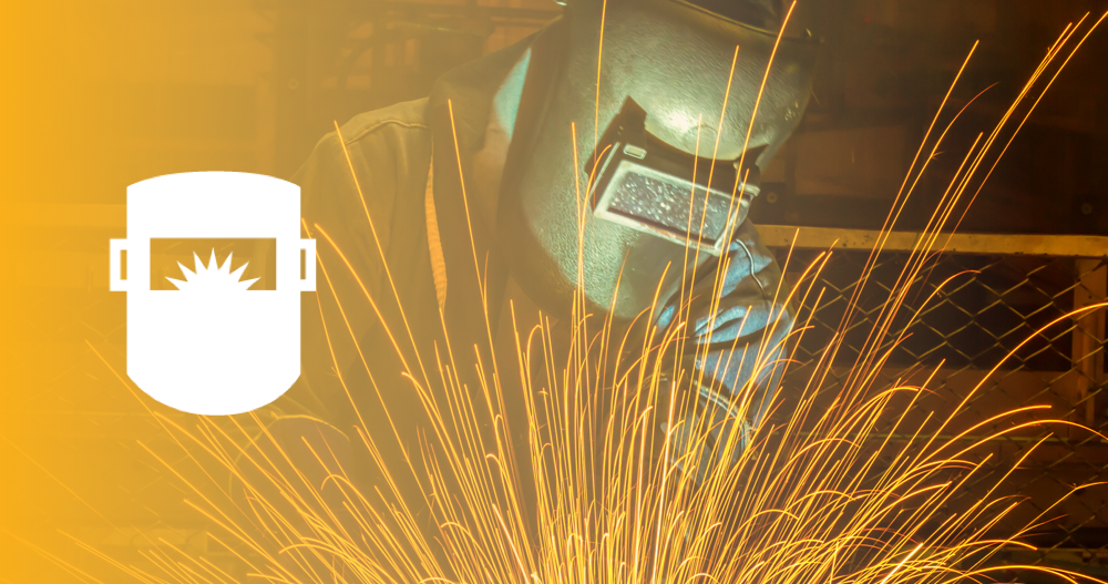 Four Most-Used Welding Processes