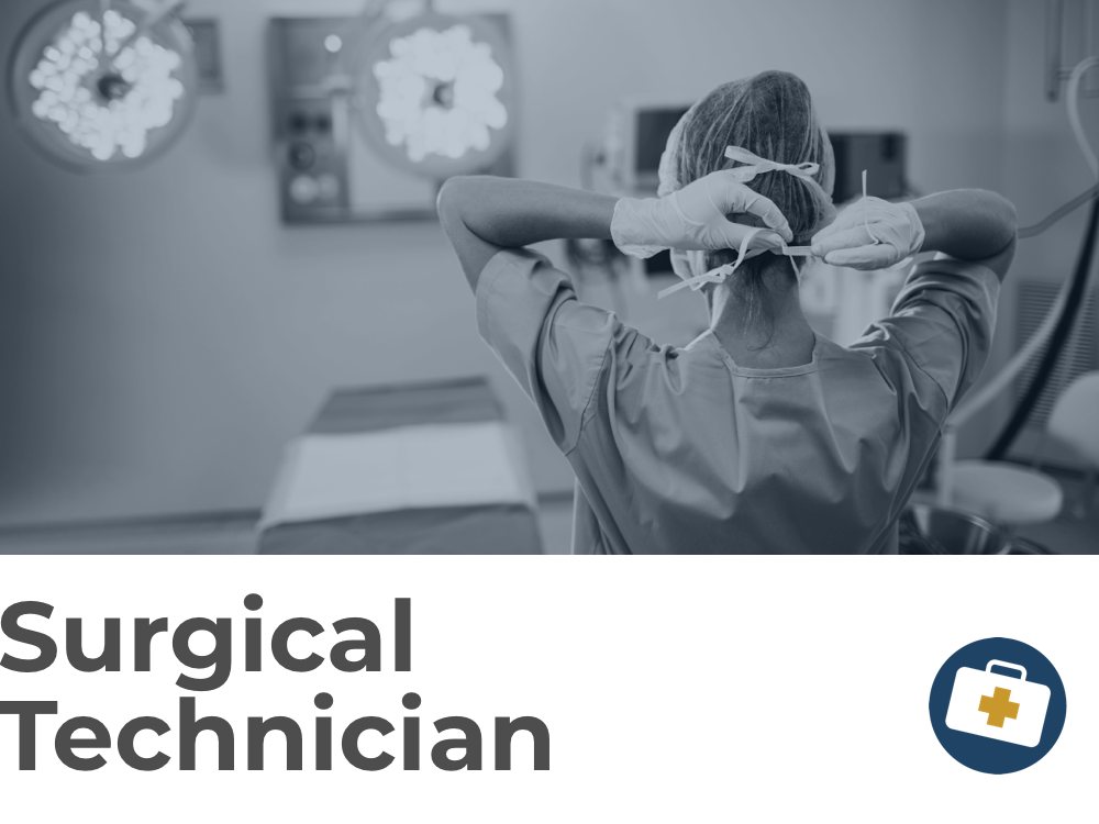 Surgical Technician Career Options, Education, Job
