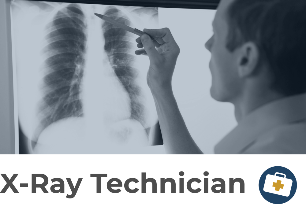 X-Ray And Lab Technician Certification Training