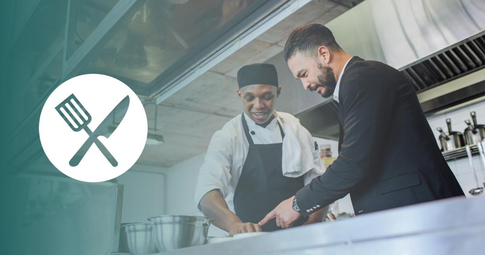 chef or restaurant management