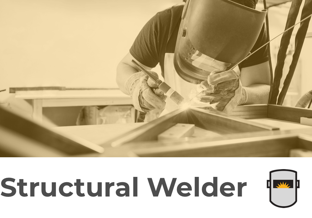 Becoming a Structural Welder - School, Job Description
